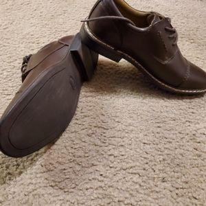 Dr Scholls gel cushion dress shoes New/nobox